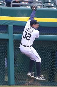 Don Kelly's catch (AP)