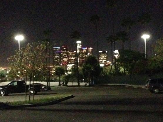 LA skyline 002